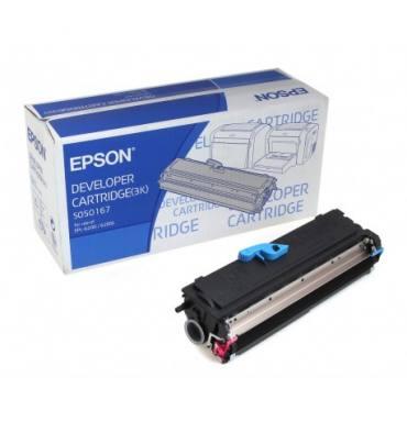 EPSON Cartouche toner laser noir S050167