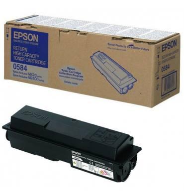 EPSON Cartouche toner laser noir S050584