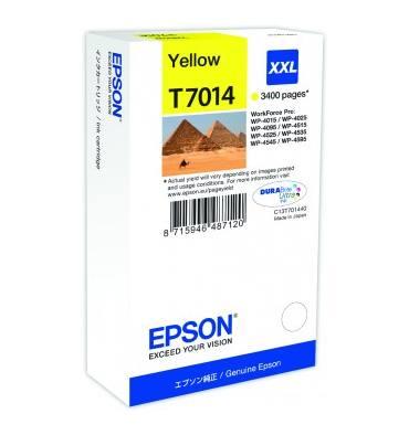 EPSON Cartouche jet d'encre jaune XXLL C13T701440