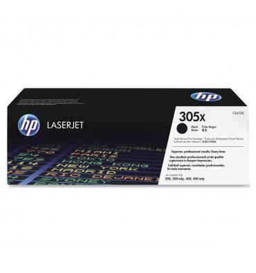 HP Cartouche toner laser noir 305X - CE410X