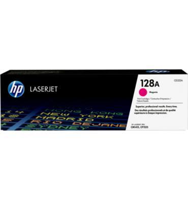 HP Cartouche toner laser magenta 128A - CE323A