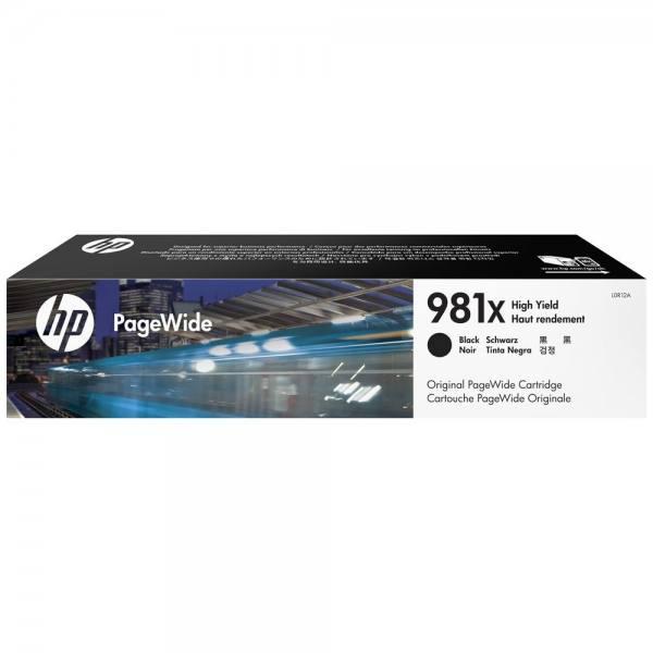 HP Cartouche toner laser noir 981X - L0R12A