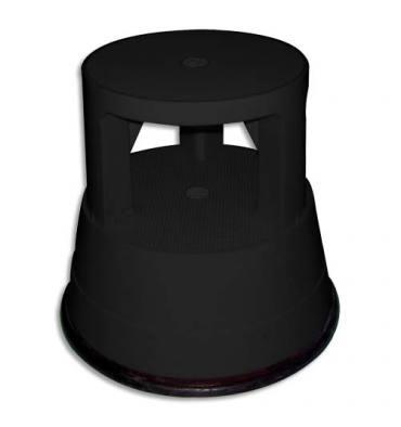 SAFETOOL Marchepied diamètre 28 cm hauteur 38 cm plastique coloris noir