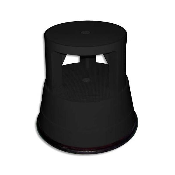 SAFETOOL Marchepied diamètre 28 cm hauteur 38 cm plastique coloris noir (photo)
