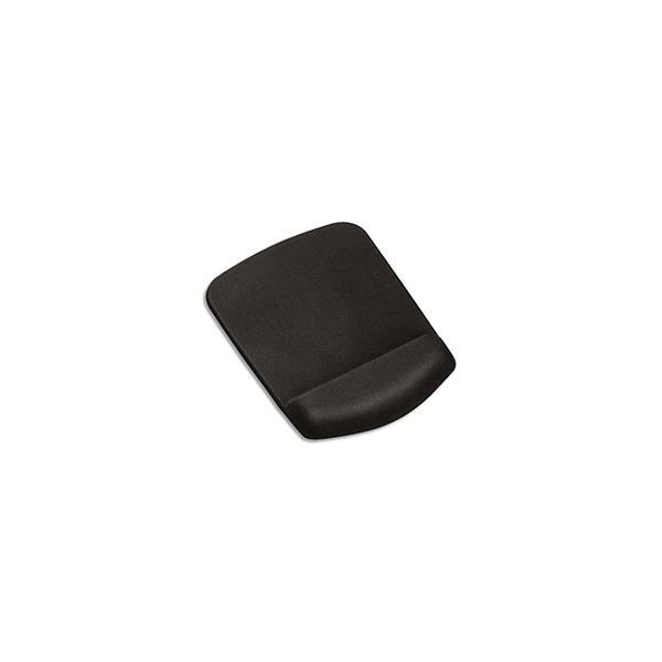 FELLOWES Tapis de souris repose-poignets PlushTouch Noir 9252003