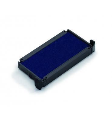 DIRECT FOURNITURES Cassette d'encrage COLOP compatible pour Trodat Printy dateur 4820 coloris bleu