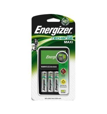 ENERGIZER Chargeur 1h 4 piles AA-AAA 2300 mah