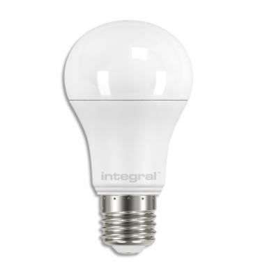 INTEGRAL Ampoule LED Classic A base large E27 11W blanc chaud