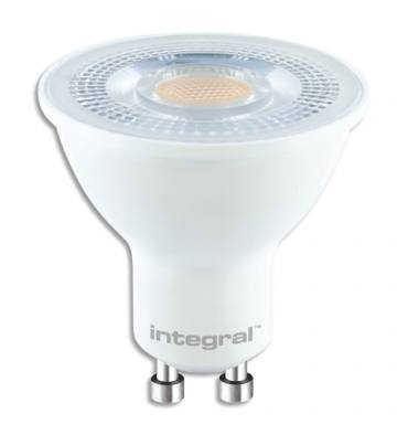 INTEGRAL Spot LED Classic GU10 5,7W blanc chaud