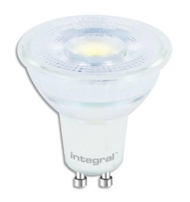 INTEGRAL Spot LED GU10 5,5W blanc froid