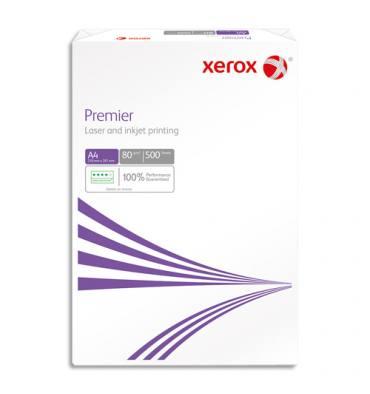 XEROX Ramette 500 feuilles papier très blanc XEROX PREMIER A4 80g CIE 161