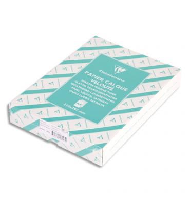 CLAIREFONTAINE Ramette de 500 feuilles A4 papier Calque 90g