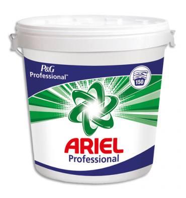 ARIEL Poudre seau de 150 doses de lessives en poudre