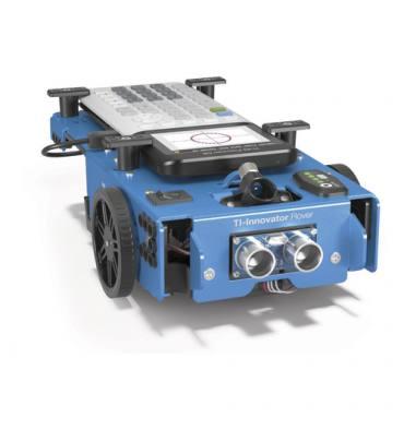 TEXAS Robot programmable TI-Innovator™ Rover pour calculatrice graphique TI83/CX/CX CAS STEMRV/PWB/8L1