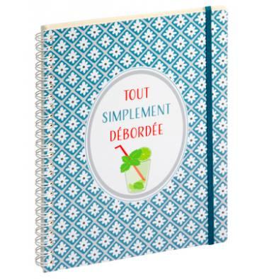 EXACOMPTA Notebook ligné Dodo and Cath, spiralé, 160 pages - 15 x 21 cm assortis