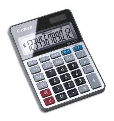 CANON Calculatrice nomade LS-122TS 12 chiffres
