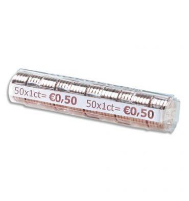 WONDAY Boîte de 100 étuis à Monnaie The Container pour pièces 0,01 €, contient 50 pièces FA62272