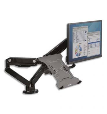 FELLOWES Kit complémentaire porte ordi portable pour bras Platinum Series