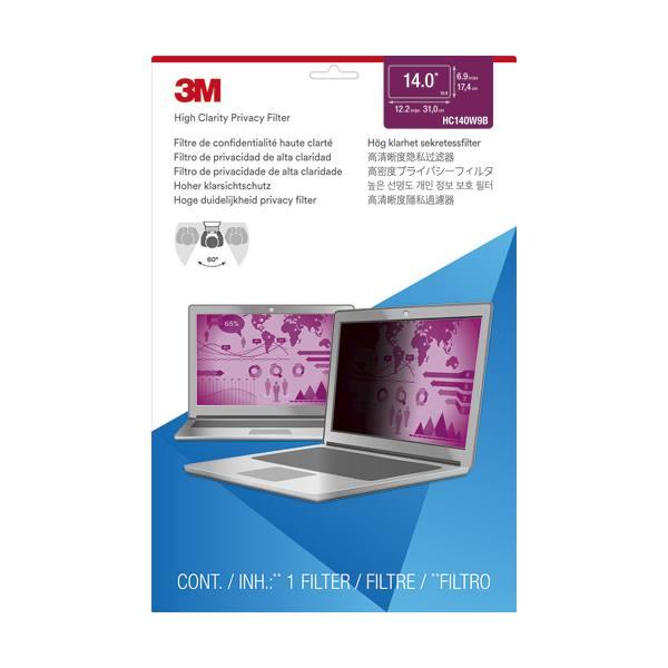3M Filtre de confidentialité pour ordinateur portable de 14