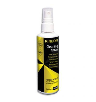KINEON Spray nettoyant multi-usages 250ml pour écrans et appareils technologie
