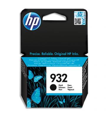 HP Cartouche jet d'encre noire n°932