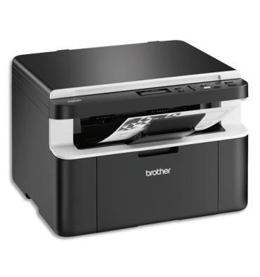 BROTHER Imprimante laser mono multifonctions 3-en-1 DCP-1612WVB