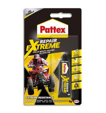 PATTEX Colle Multi-Usages 100% Repair Extreme. Tube 8g