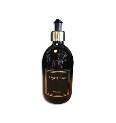 NEUTRE Savon liquide parfumé 500ml en flacon pompe. Parfum Tuberosa Tubéreuse