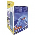 TIPPEX & BIC Pack de lot de 10 Pocket Mouse et 8 stylos bille Like Me