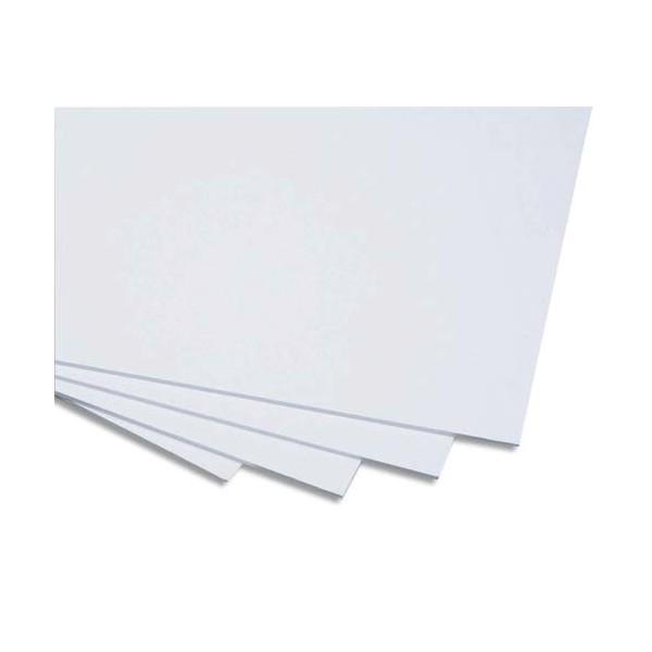 CLAIREFONTAINE Carton mousse blanc 50 x 65 cm épaisseur 5 mm