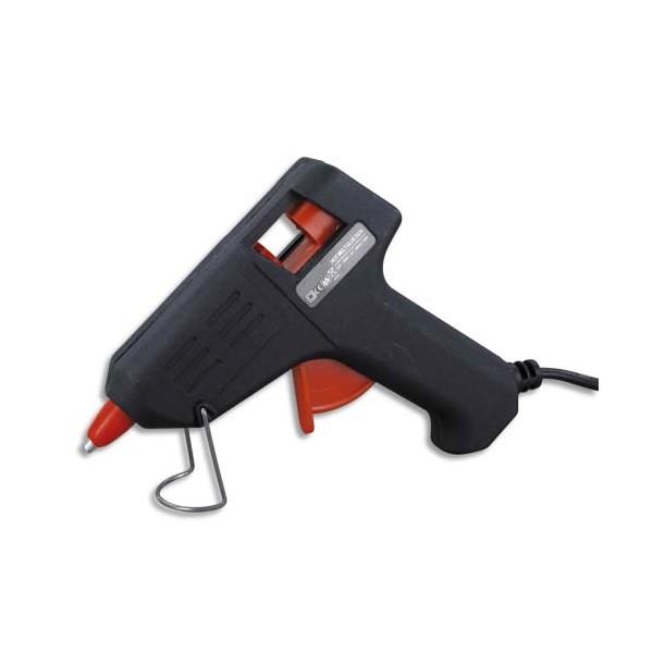OCOLOR Pistolet à colle basse température, 10 watts 230V tout collage, rebouchage ou calfeutrage
