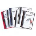 DURABLE Chemise de présentation à clip DURACLIP, capacité 30 feuilles, coloris assortis