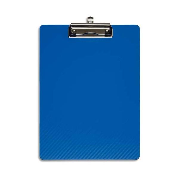 MAUL Porte-bloc en polypropylène flexible. Résiste à l'eau, bleu 31,5 x 1,2 x 22,5 cm