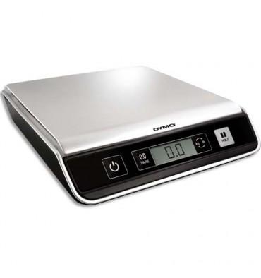 DYMO Pèse-paquets Mailing USB numérique ou piles capacité 10 Kg - Dimensions : L41,5 x H4,85 x P40 cm