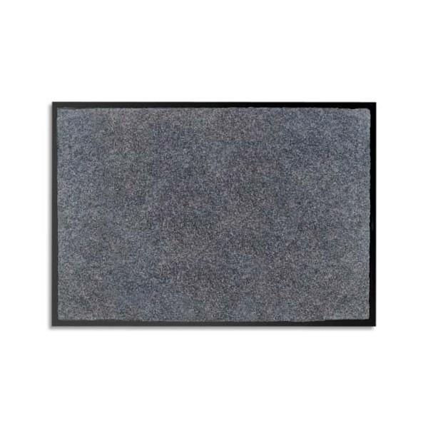 PAPERFLOW Tapis d'accueil odoriférant en polyamide. Coloris gris. 60 x 80 cm, épaisseur 6 mm (photo)