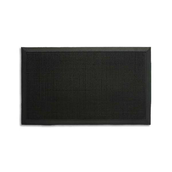 PAPERFLOW Tapis picots en caoutchouc, bords biseautés. 80 x 100 cm (photo)