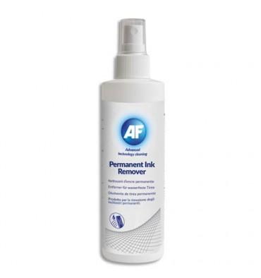 AF FRANCE Spray effaceur encre permanente, Flacon de 125 ml