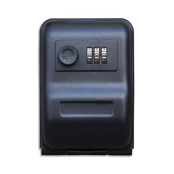 RESKAL Garde clé à combinaison, 3 chiffres - 14,5 x 10 x 5,7 cm (photo)