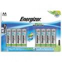 ENERGIZER Blister de 8 piles AA LR6 Eco Advanced
