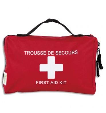LABORATOIRES ESCULAPE Trousse premiers secours spéciale écoles, conforme aux préconisations de l'E.N