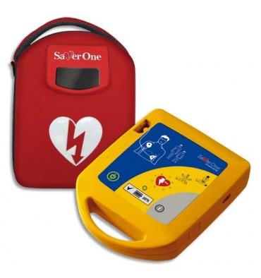 LABORATOIRES ESCULAPE Pack Complet Défibrillateur Saver One automatique