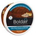 BOLDAIR Gel solide de 300 gr, destructeurs d'odeurs parfum bois ambré