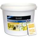BOLDAIR Boîte 100 doses 20 ml 3D Sur-odorant sols détergent désodorisant désinfectant jardin agrumes