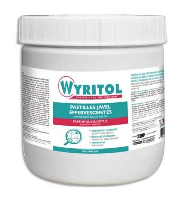 Pastille d'eau de Javel Wyritol