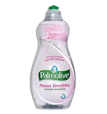 PALMOLIVE Flacon de 500 ml de liquide vaisselle pour peaux sèches et Sensibles