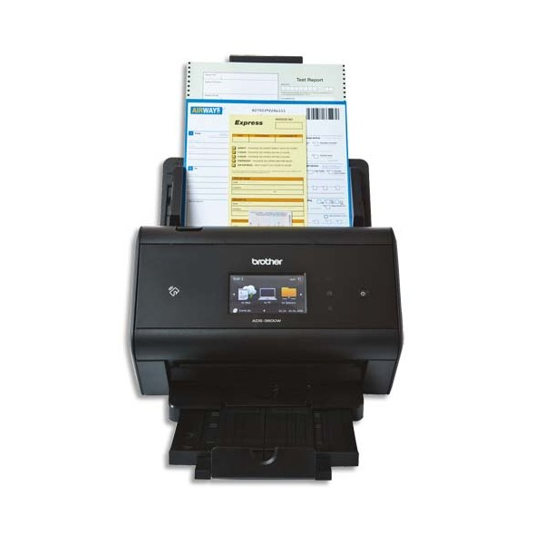 BROTHER Scanner bureautique ADS-3000N (photo)