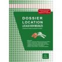 EXACOMPTA Dossier complet de location locaux vacants non meublée 44E