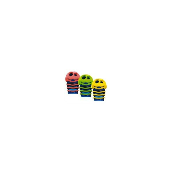 MAPED Taille-crayons CROC CROC - 2 usages - Coloris assortis