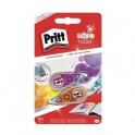 PRITT Lot de 2 mini rollers de correction Micro Roller