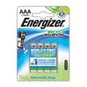 ENERGIZER Blister de 4 piles AAA LR03 Eco Advanced